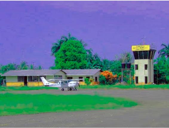 Mantenimiento del Terminal del Aeropuerto Reyes Murillo