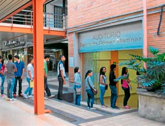 Remodelación del Auditorio Fernando Gómez Martínez