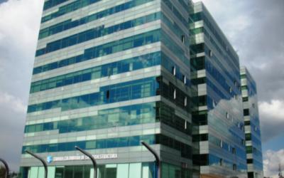 Edificio de la cámara Colombiana de la Infraestructura