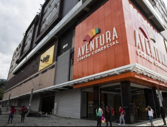 Centro Comercial Aventura