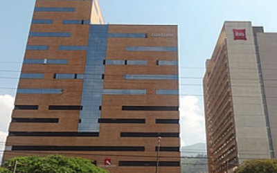 Edificio sede principal de COMFAMA