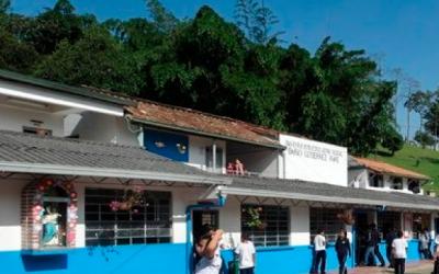 Escuela Darío Gutiérrez Caldas