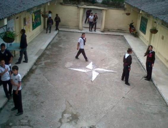 Escuela Vereda Salinas